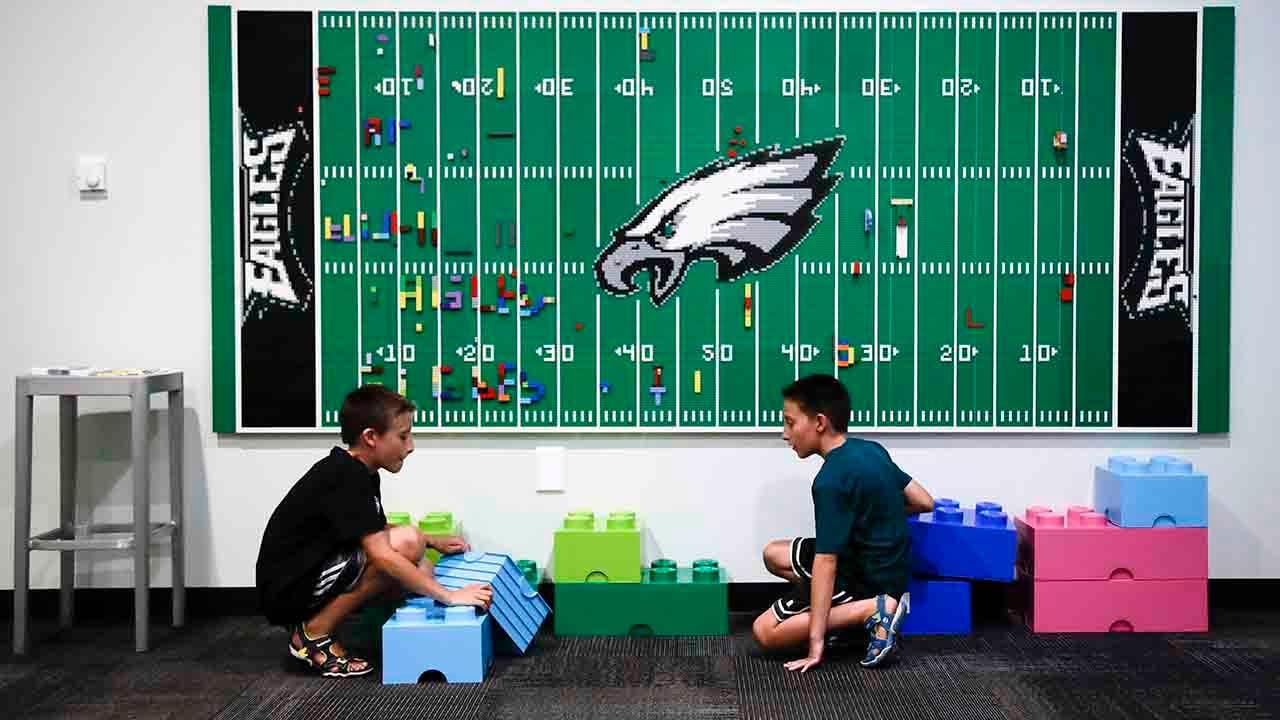 Philadelphia Eagles bauen Stadion Platz für fans, die mit sensorischen Anforderungen: 'Sie können machen Sie eine Pause'