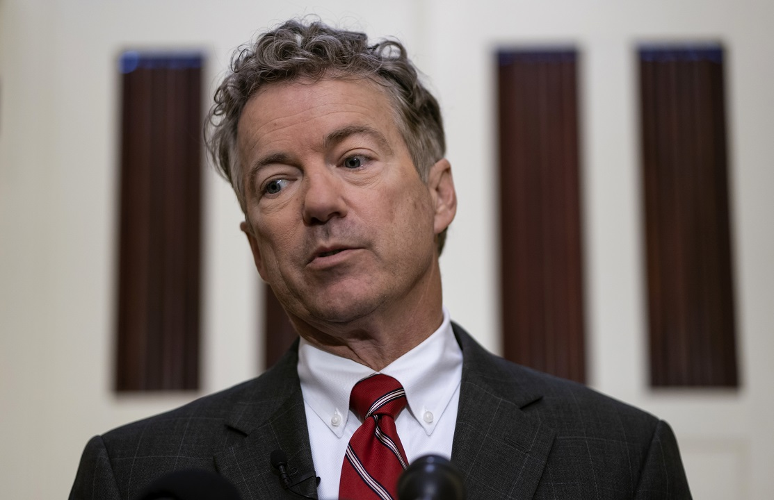 Westlake Legal Group AP19239595054666-1 Judge orders resentencing for Rand Paul neighbor after ruling 30 days too lenient Louis Casiano fox-news/us/crime fox-news/politics fox-news/person/rand-paul fox news fnc/us fnc e472a7c3-5f0f-5f15-bc29-a070a51e7e49 article