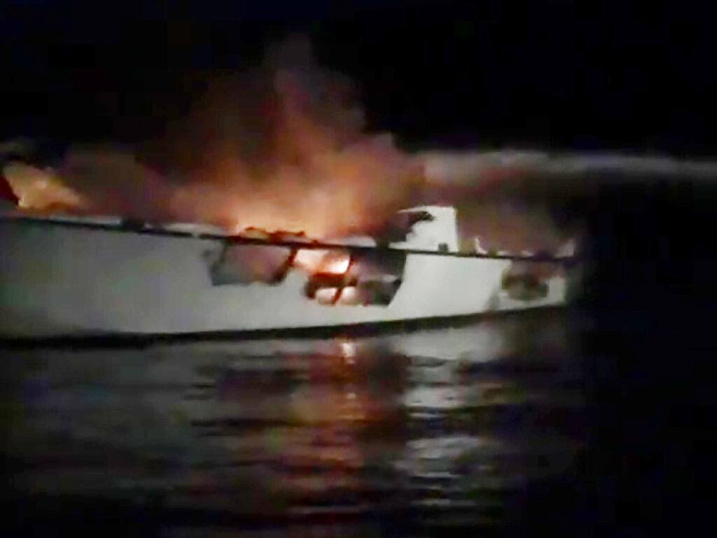 NTSB starts interviewing survivors, witnesses in California dive boat fire investigation