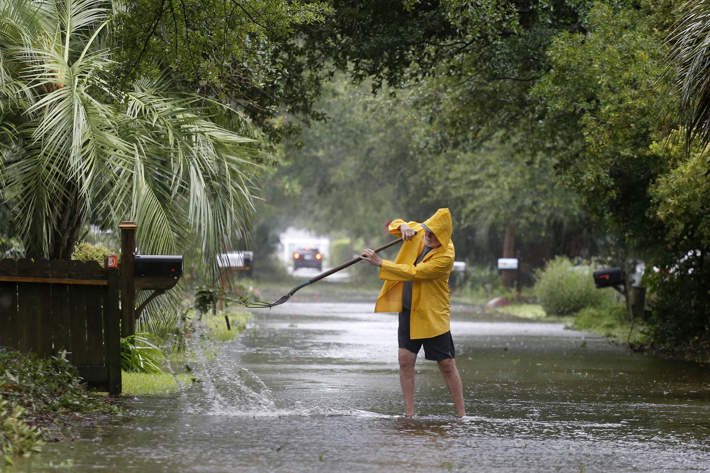 Charleston, S.C., mayor: Dorian flooding impact 'significant,' but 'not as a significant as we thought they...