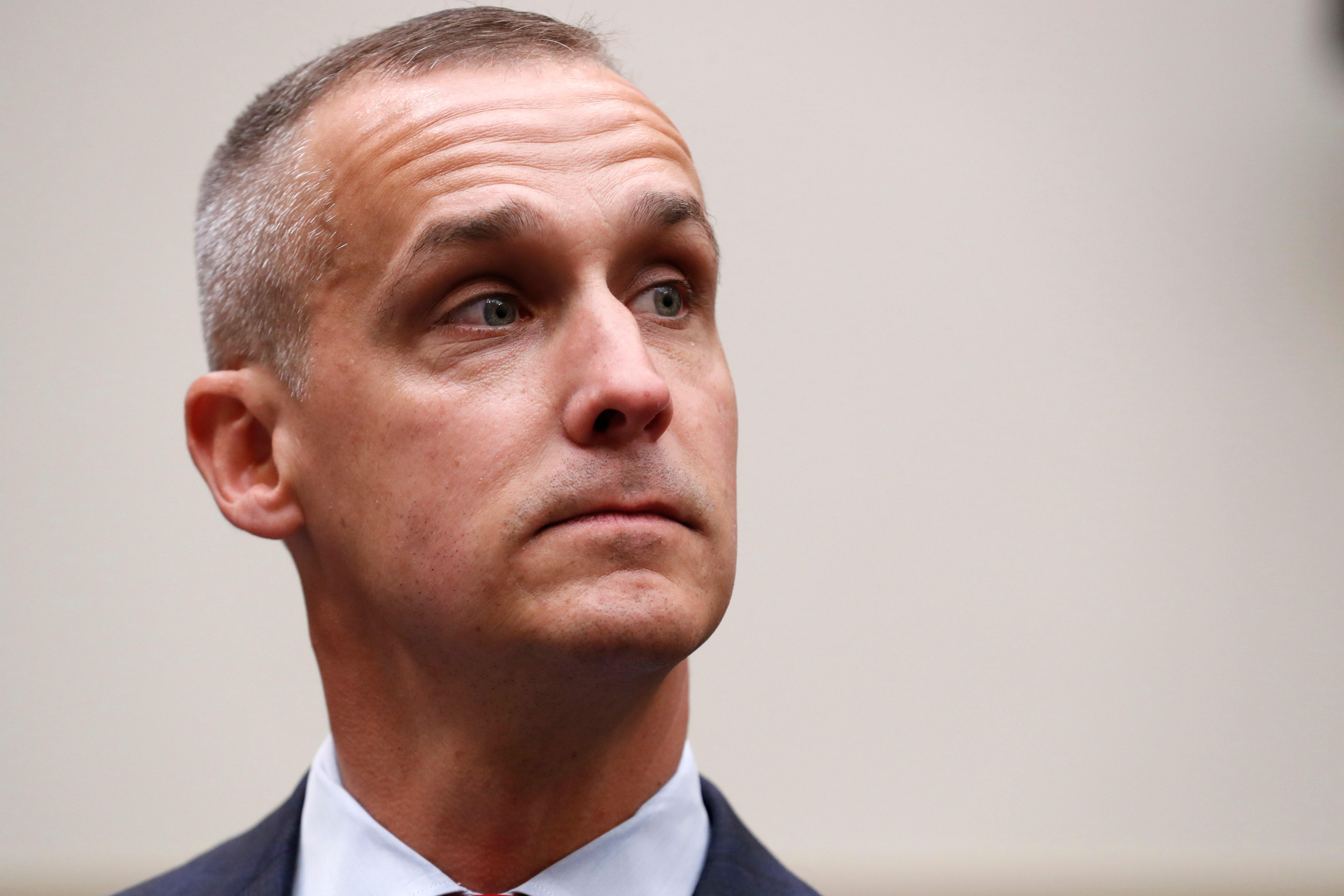 Corey Lewandowski teases 'potential senate run' with new website