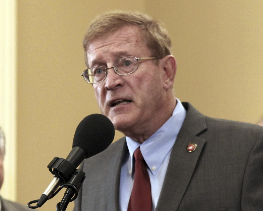 California Rep. Paul Cook is latest Republican not to seek reelection