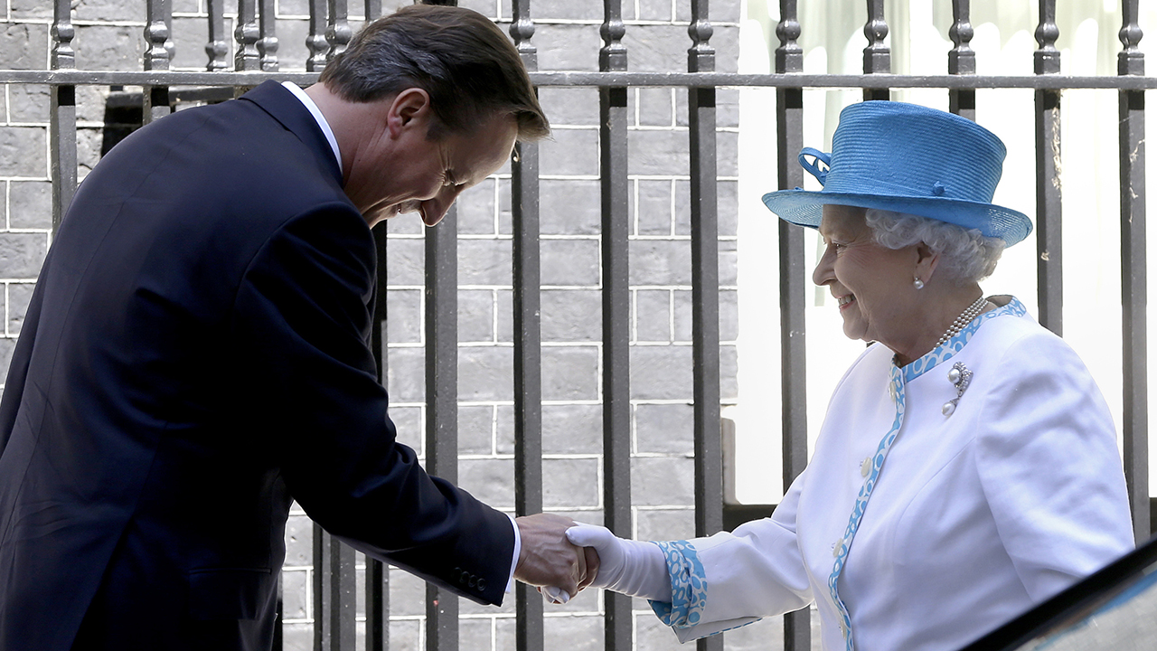 Queen Elizabeth's 'displeasure' grows as ex-PM David Cameron spills details of private meetings