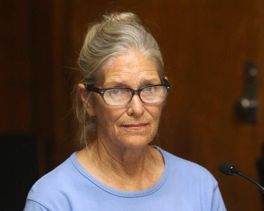 Court denies Charles Manson follower Leslie Van Houten's bid for release