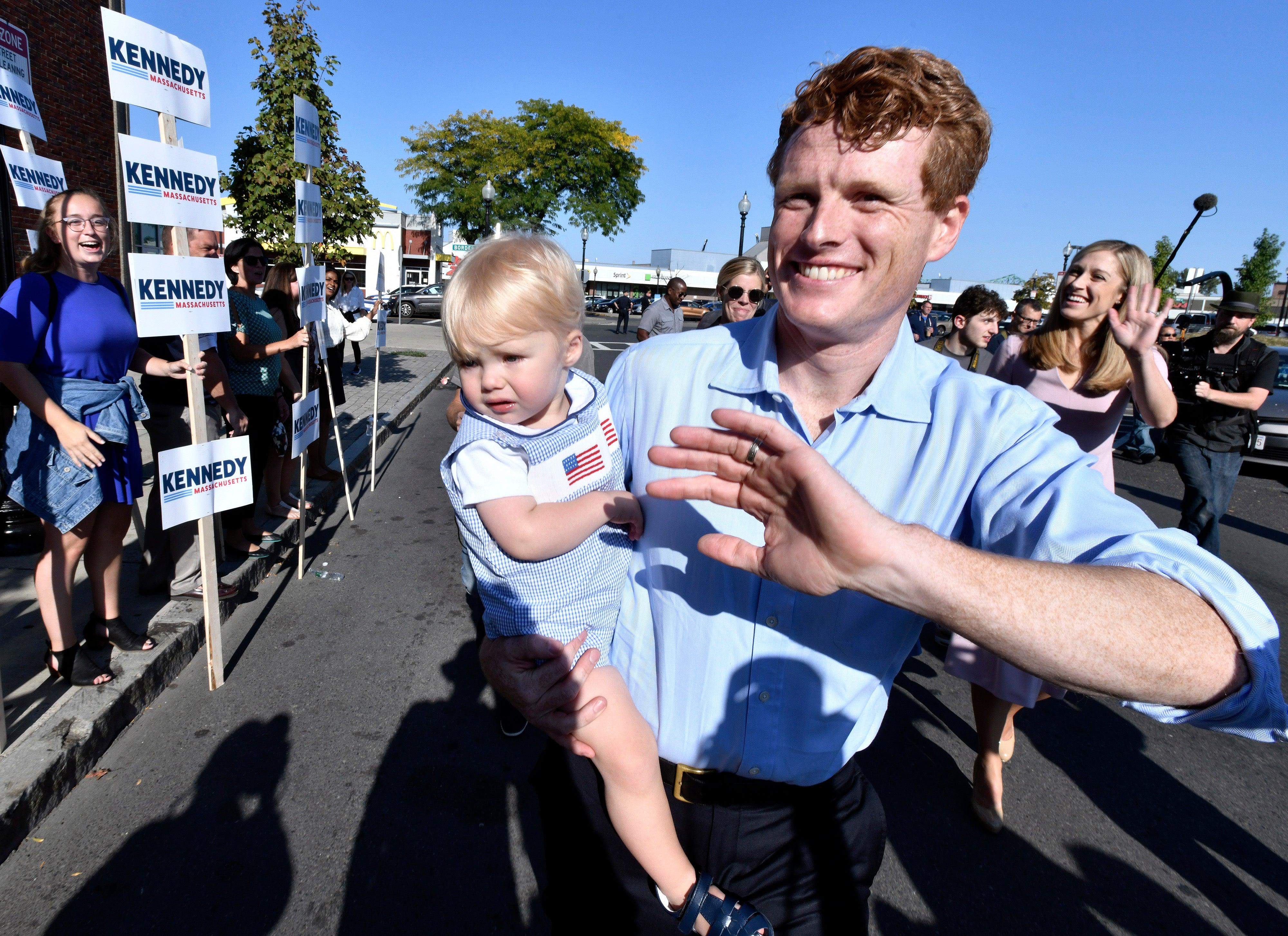 Rep. Joe Kennedy III announces Massachusetts Senate primary challenge against Ed Markey