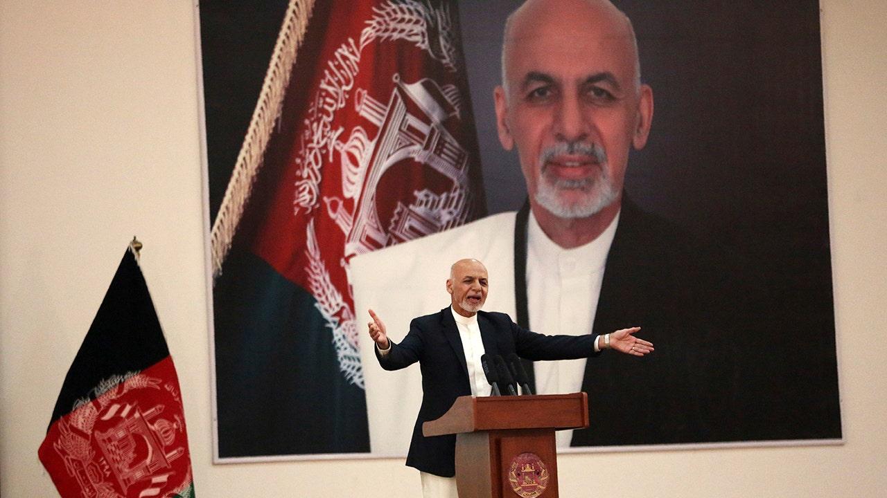 原爆死者を24ではアフガニスタンの社長ラリー