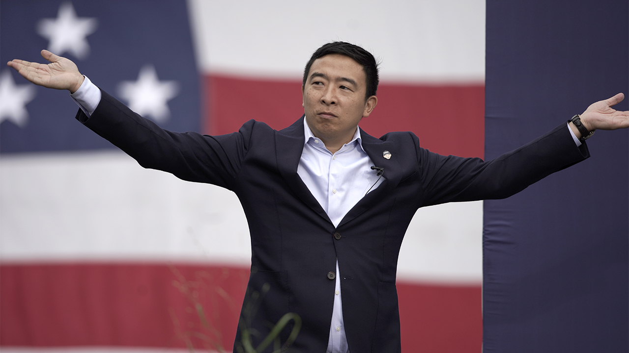 Westlake Legal Group Andrew-Yang Andrew Yang rips Chinese government's 'ridiculous' decision not to broadcast NBA games Sam Dorman fox-news/world/world-regions/china fox-news/sports/nba fox-news/person/andrew-yang fox news fnc/media fnc article 9a02b67b-81e6-5db3-9fdc-2649d9059204