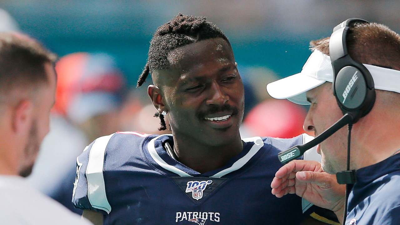 Westlake Legal Group Antonio-Brown1 Antonio Brown has request for New England Patriots fans amid grievance case with team Ryan Gaydos fox-news/sports/nfl/new-england-patriots fox-news/sports/nfl fox-news/person/antonio-brown fox news fnc/sports fnc e8ccb92b-9a61-58e1-9125-99bde672fbd7 article