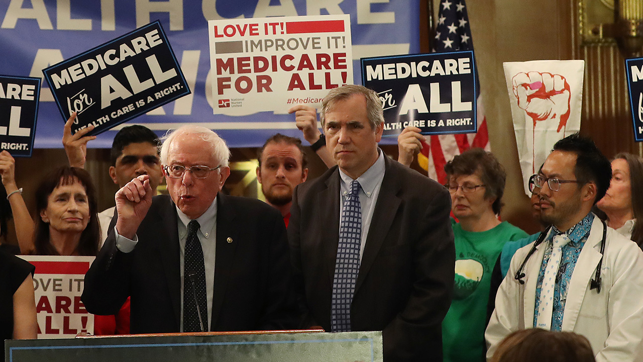 Westlake Legal Group Bernie-Sanders- Sally Pipes: Doctors need a second opinion on 'Medicare-for-all' Sally Pipes fox-news/politics/elections fox-news/politics/2020-presidential-election fox-news/opinion fox-news/health fox news fnc/opinion fnc article 99113624-1a48-5334-9c2d-89b20fad287d