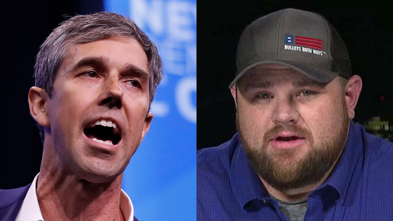 Columbine survivor: 'Biased' reporters didn't want to hear why I oppose Beto's gun ban