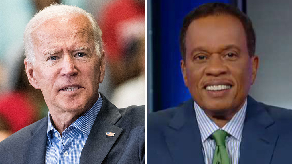 Westlake Legal Group Biden-Watters_Getty-Fox Juan Williams: Joe Biden had lackluster climate change town hall because of 'moderate' persona fox-news/us/environment/climate-change fox-news/shows/the-five fox-news/politics/elections/democrats fox-news/politics/2020-presidential-election fox-news/person/joe-biden fox-news/media/fox-news-flash fox-news/media fox news fnc/media fnc Charles Creitz article 482b23d5-399e-5c82-802a-5d91bdc37a0b