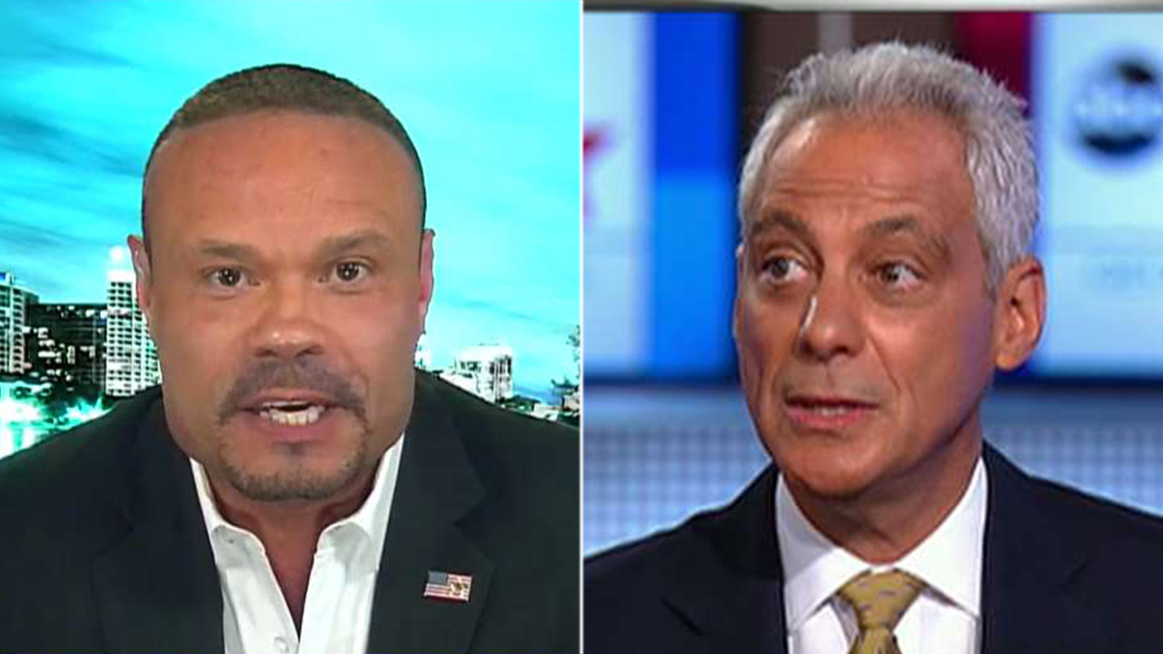 Westlake Legal Group Bongino-Rahm Dan Bongino, Rahm Emanuel agree: 2020 Dems making big mistake going into general election fox-news/shows/fox-friends fox-news/politics/regulation/health-care fox-news/politics/2020-presidential-election fox-news/media/fox-news-flash fox news fnc/media fnc fd173871-1789-5581-b8ce-27b026478c74 David Montanaro article