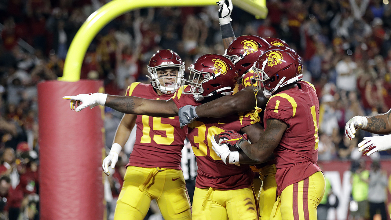 Westlake Legal Group CFB-USC-football Pac-12 Commissioner: Serious concerns with California law fox-news/sports/ncaa-fb fox-news/sports/ncaa-bk fox-news/sports/ncaa fnc/sports fnc fa589f26-b075-5e67-b59f-84623a02c1aa Associated Press article