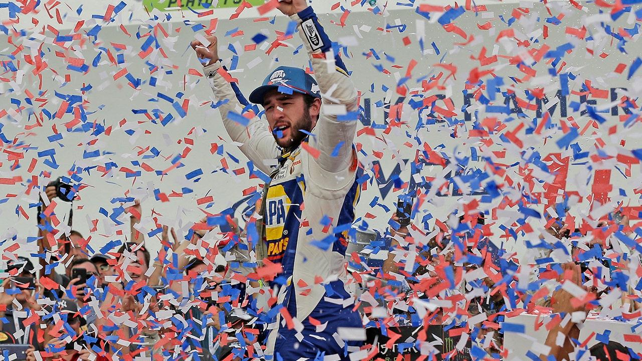 Chase Elliott wins NASCAR Charlotte 'roval' playoff race