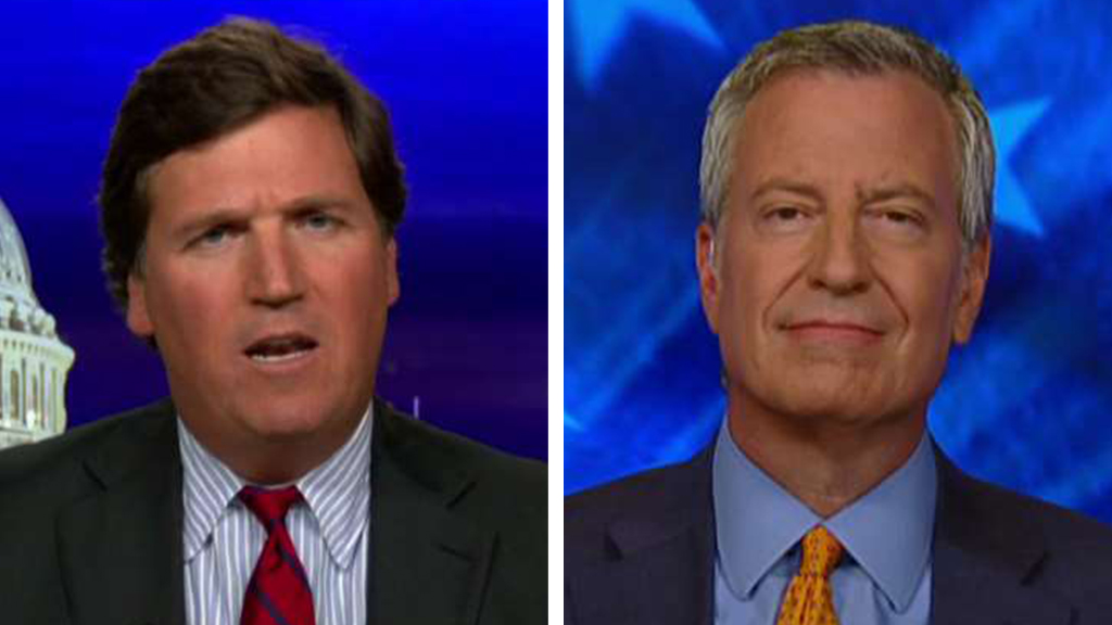 Westlake Legal Group Carlson-deBlasio_FOX Bill de Blasio tells Tucker Carlson why he is staying in 2020 Democratic race fox-news/travel/vacation-destinations/new-york-city fox-news/shows/tucker-carlson-tonight fox-news/politics/elections/democrats fox-news/politics/2020-presidential-election fox-news/person/bill-de-blasio fox-news/media/fox-news-flash fox-news/media fox news fnc/media fnc d92c0054-a9f4-5ae5-84e9-0c43f26db01a Charles Creitz article