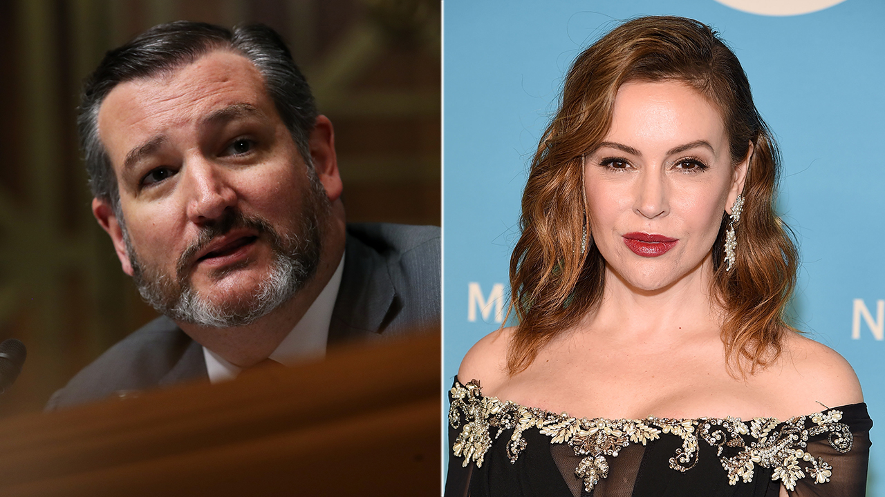 Westlake Legal Group Cruz-Milano-Getty Ted Cruz, Alyssa Milano trade barbs on Bible, 'God-given' gun rights fox-news/us/religion/christianity fox-news/us/religion fox-news/us/personal-freedoms/second-amendment fox-news/person/ted-cruz fox-news/person/alyssa-milano fox-news/faith-values fox news fnc/faith-values fnc Caleb Parke article 27508a3a-23f5-5252-b8d4-221e6d94fdb1