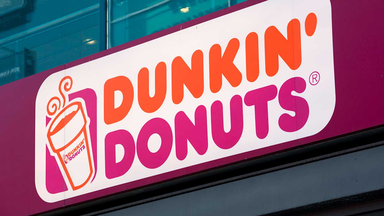 Dunkin' thief fails to open register, flees with '5 to 6 doughnuts' instead
