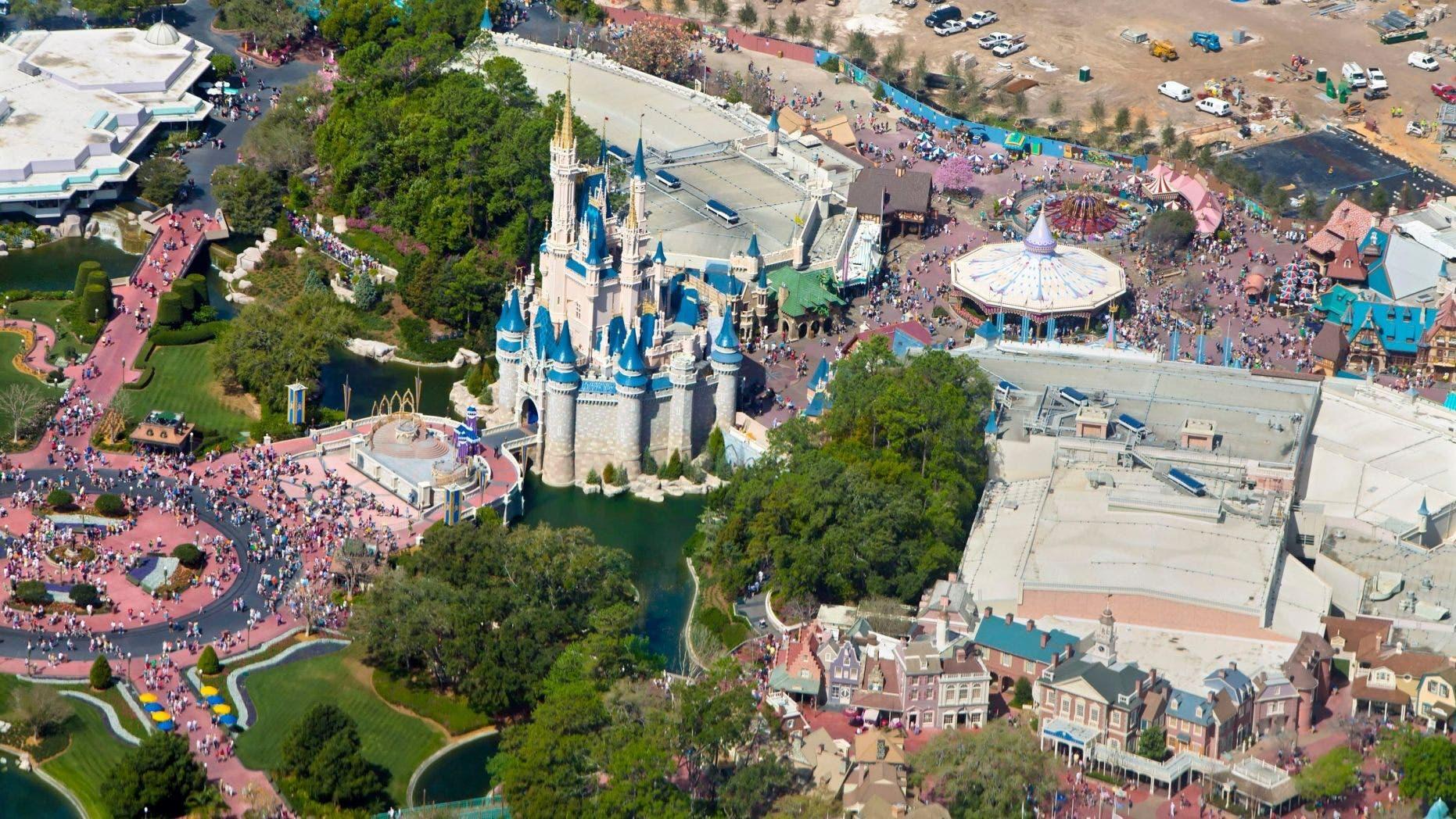 Disney World reopens, company pledges $1 million to Bahamas relief