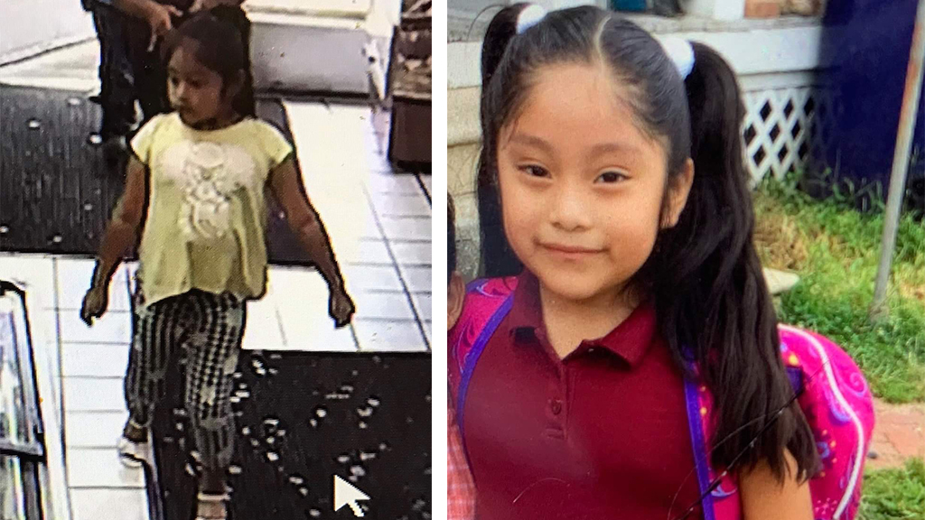 New Jersey cops search for girl, 5, last seen at playground