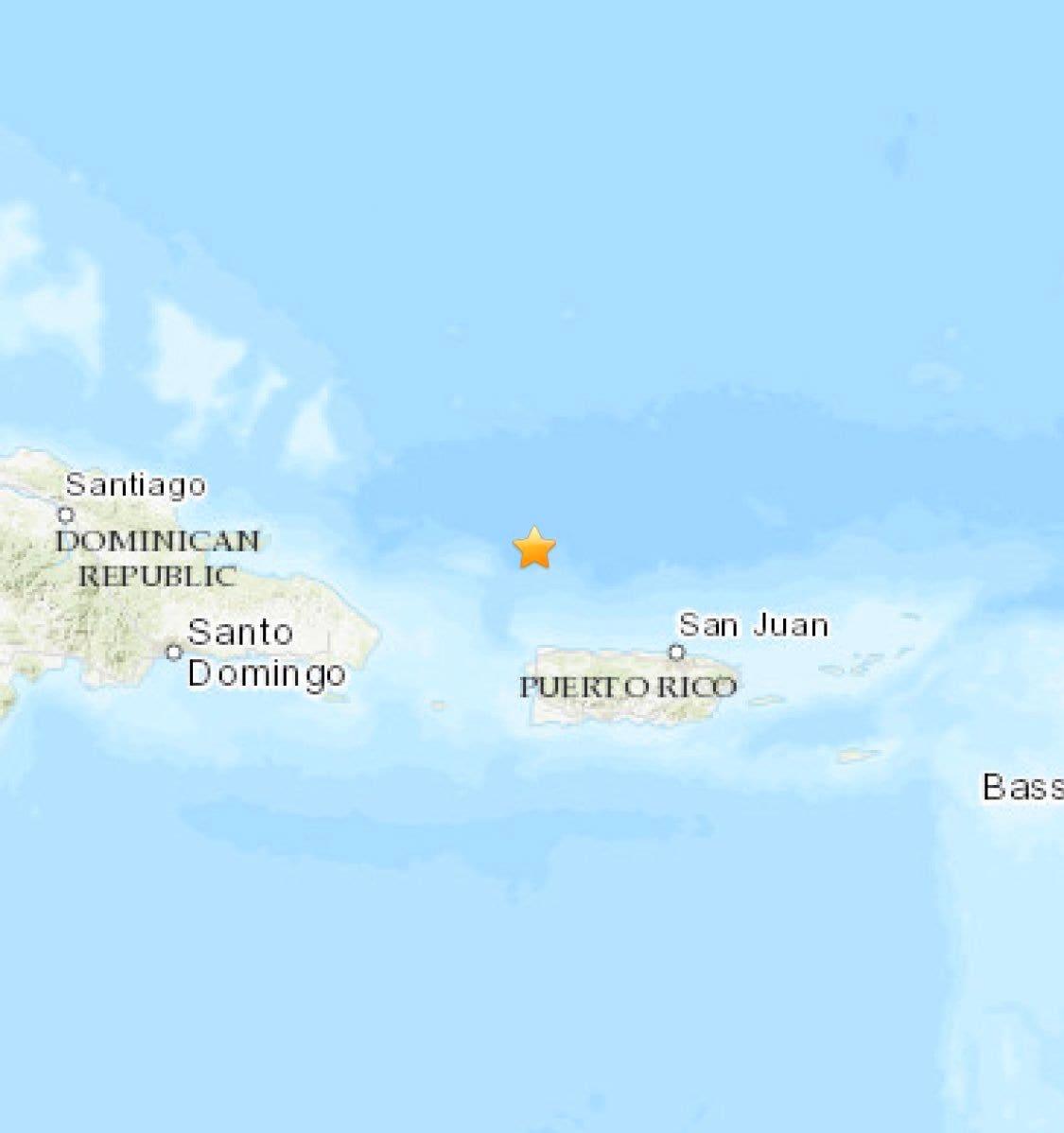6.0-magnitude earthquake has struck near Puerto Rico, rousing many from their sleep