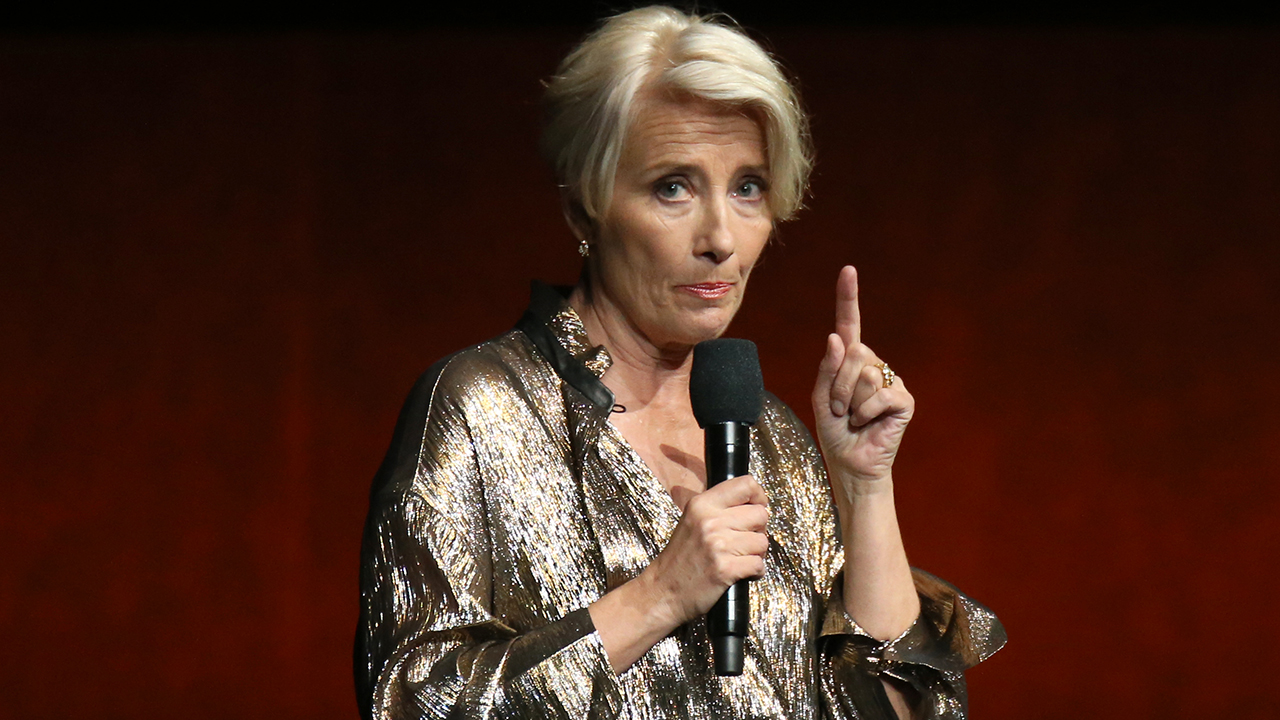 Emma Thompson foresees people eating pets for 'protein' due to 'climate crisis'