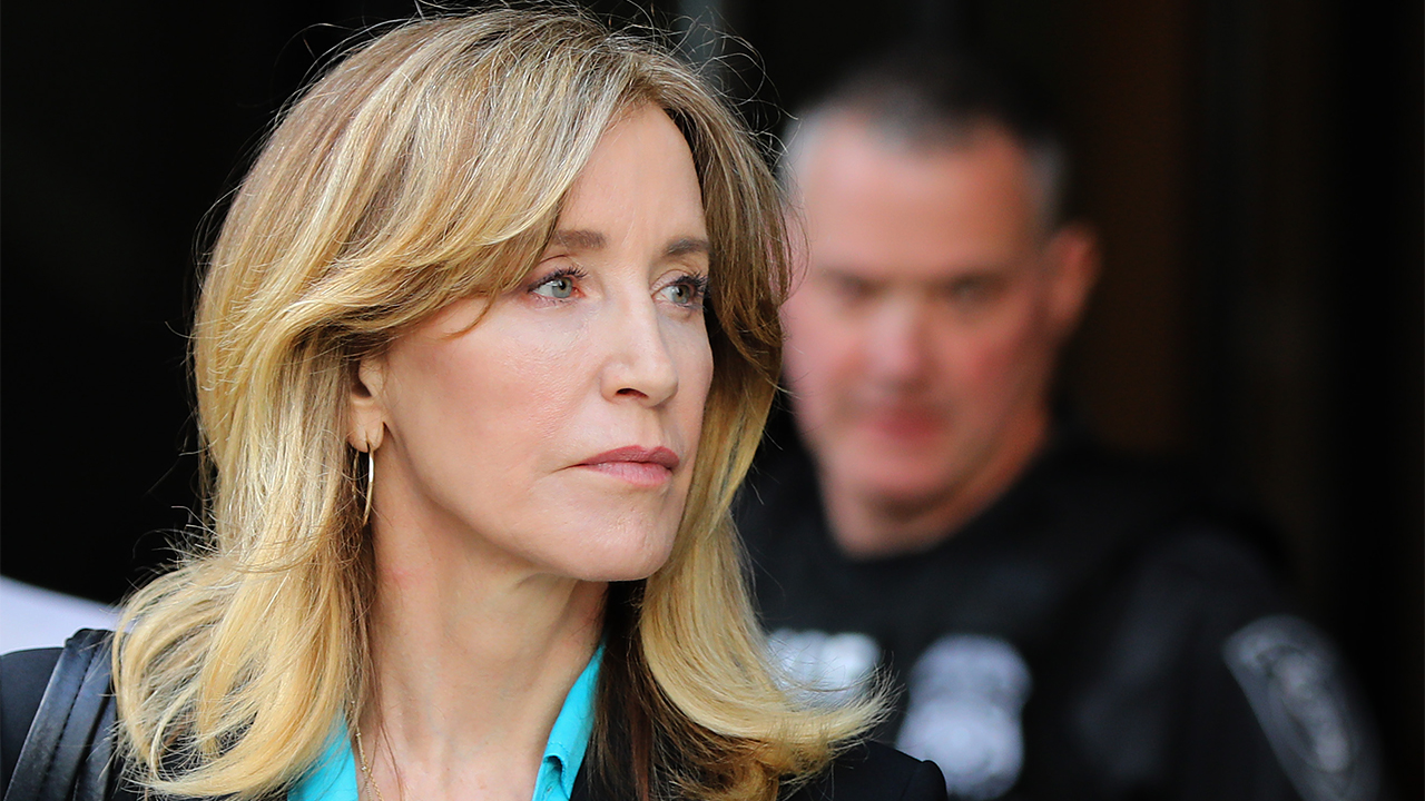 Felicity Huffman's daughter lands acting role after college admissions scandal