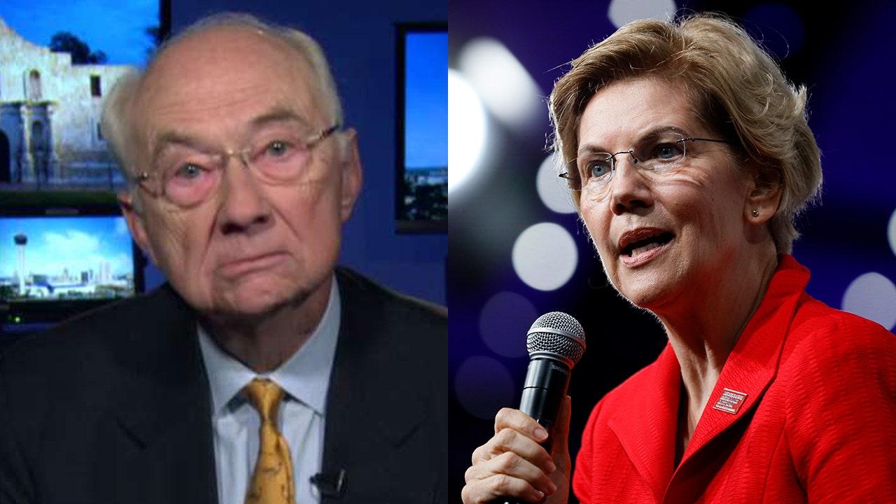 Phil Gramm: Elizabeth Warren's Social Security plan will destroy pension funds, hurt retirees