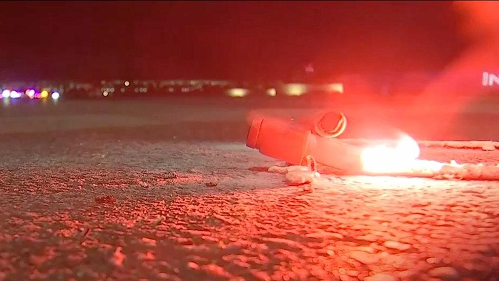 Kleine Flugzeugabsturz in der Nähe von Las Vegas tötet, 2, oder 3