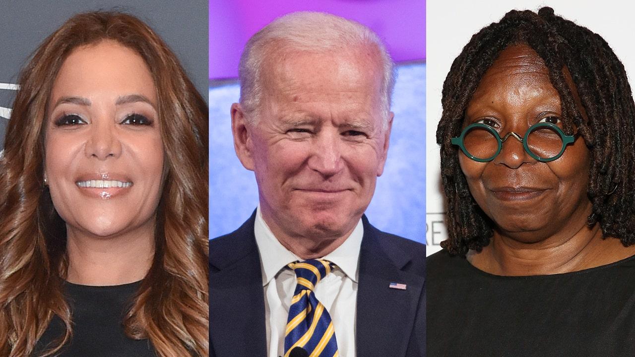'View' hosts defend Biden amid fake war tale: Wasn't lying, he's a 'good storyteller'