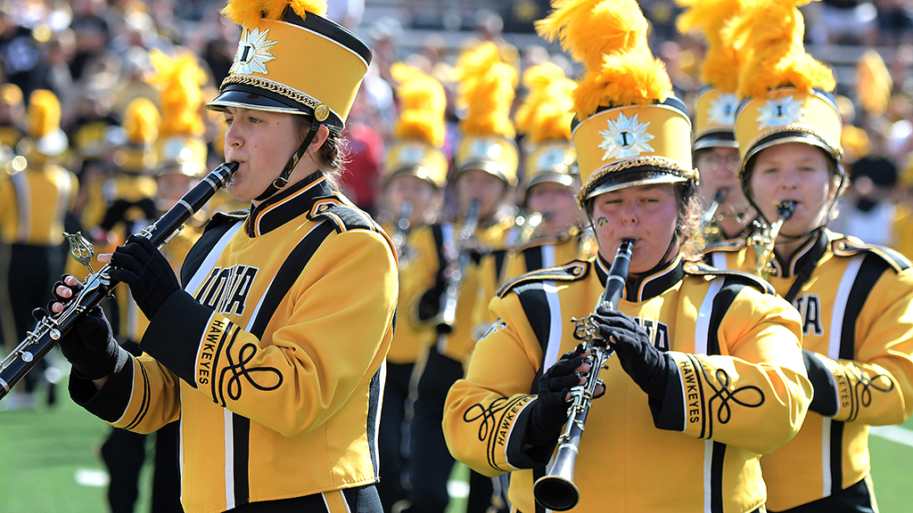 University of Iowa to probe band members' claims of verbal abuse, sexual harassment by Iowa State fans