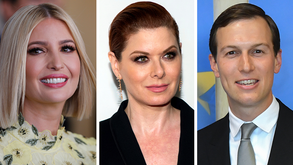 Debra Messing retweets post calling Ivanka, Jared 'national security threats'