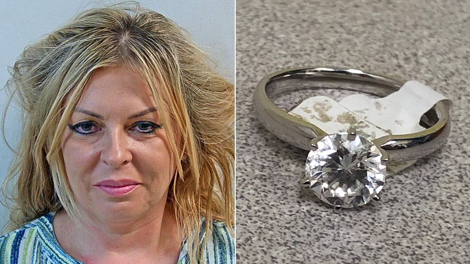 New Jersey woman accused of stealing $2G ring, swapping it for a $28G one at Costco