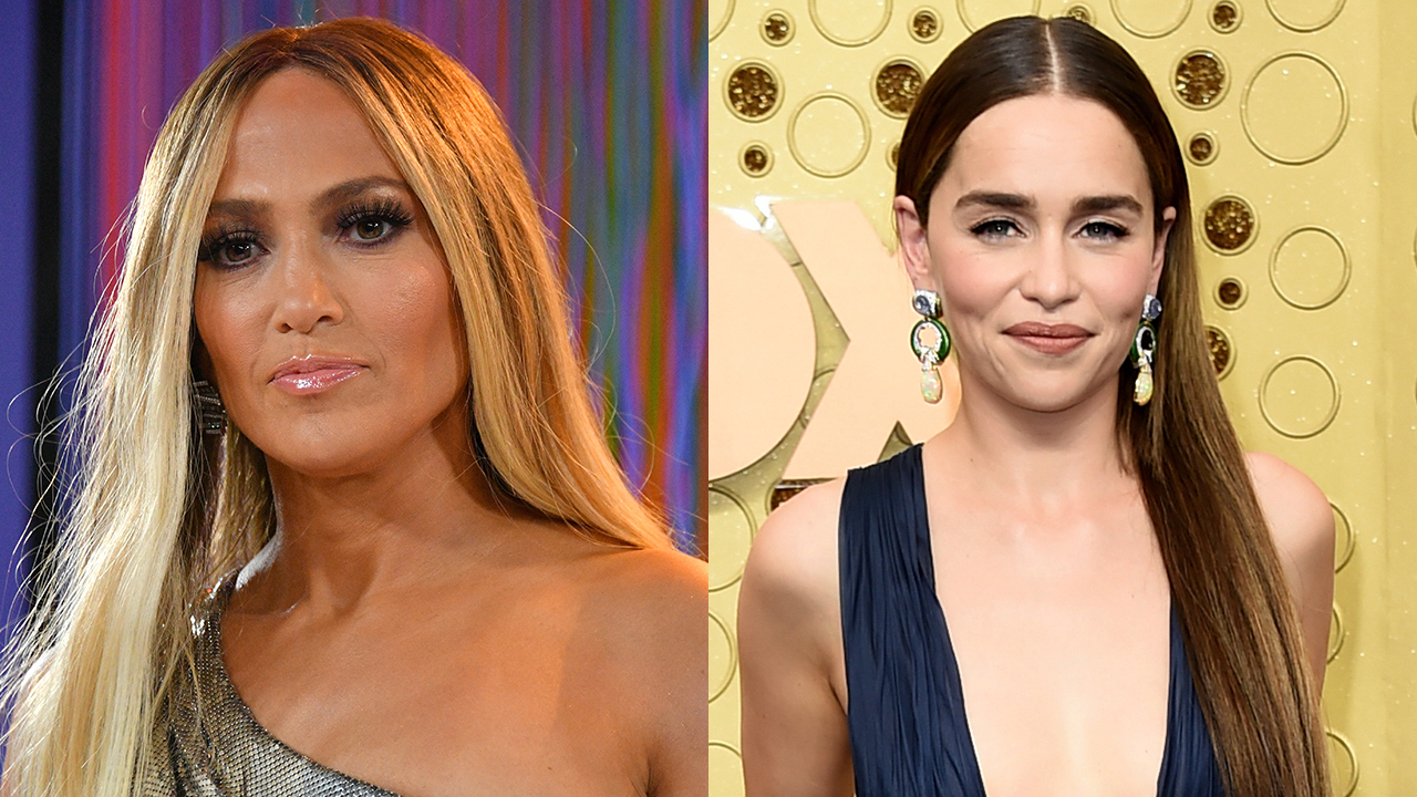 Jennifer Lopez responds to Emilia Clarke's Emmys comments about her 'Hustlers' character