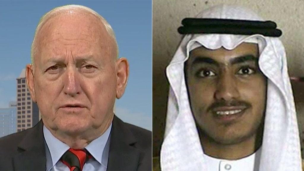 Westlake Legal Group Jerry-Boykin-Hamza-Bin-Laden-FOX Lt. Gen. Boykin: Death of Bin Laden's son 'psychological setback,' not 'lethal blow' to Al Qaeda Sam Dorman fox-news/world/terrorism/al-qaeda fox-news/world/terrorism fox-news/media/fox-news-flash fox news fnc/media fnc article 62bce6de-d983-5c22-9778-87391337ecf1