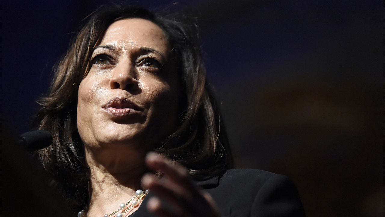 Kamala Harris hits 'lawless president' Trump: 'The guy is scared' and 'desperate,' knows he will lose in 2020