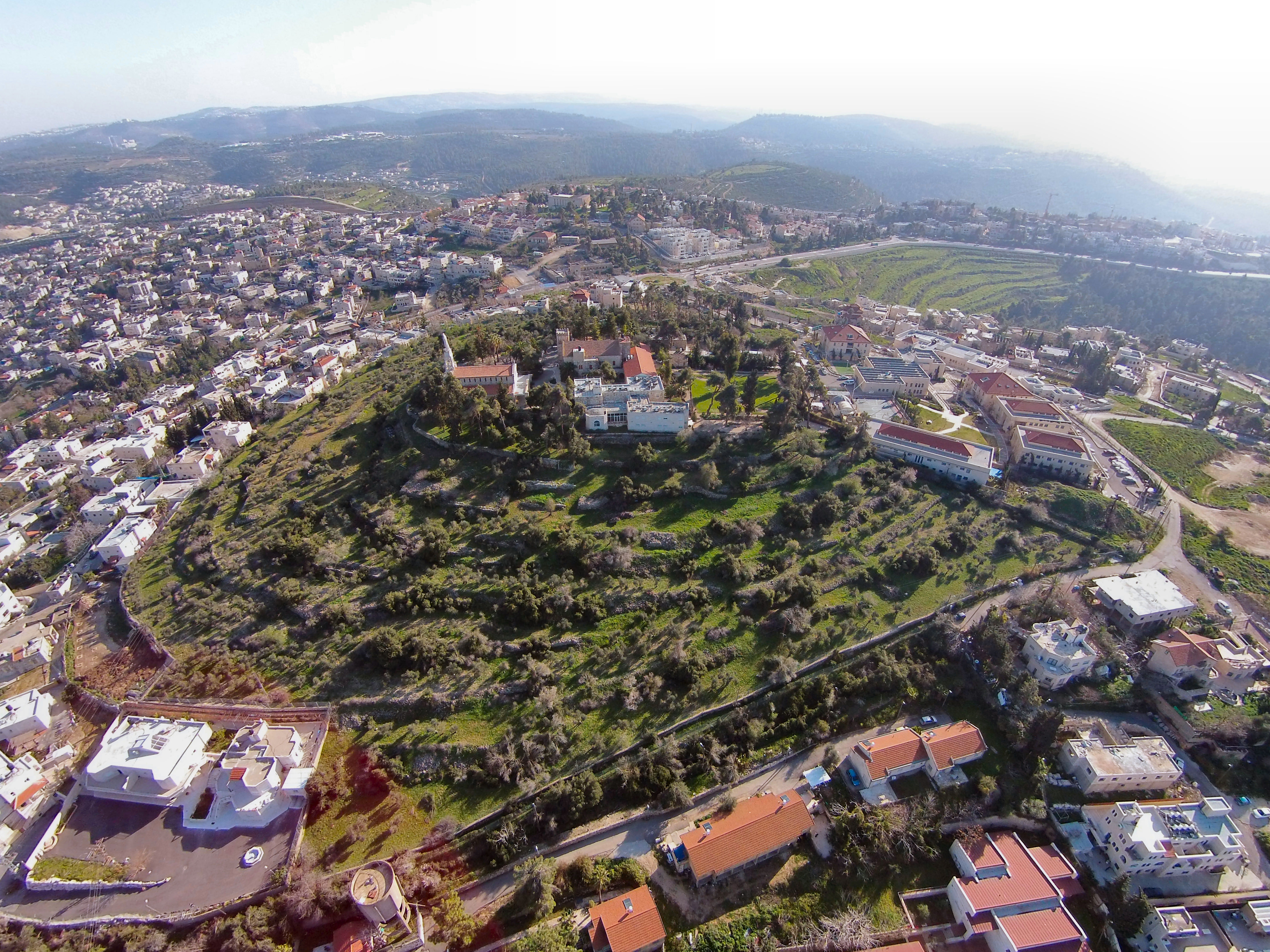 The Biblical town of Emmaus, which is linked to Jesus' resurrection and the Ark of the Covenant, may have b...