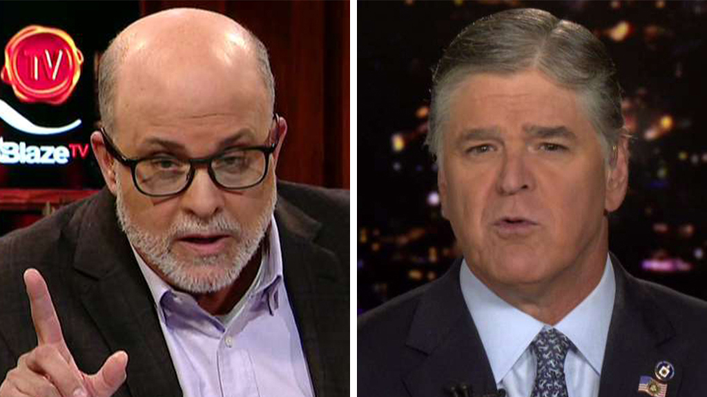 Westlake Legal Group Levin-Hannity Mark Levin slams 'rogue' CIA whistleblower, claims no first-hand source filed a complaint fox-news/shows/hannity fox-news/politics/trump-impeachment-inquiry fox-news/person/joe-biden fox-news/person/donald-trump fox-news/person/adam-schiff fox-news/media/fox-news-flash fox-news/media fox news fnc/media fnc Charles Creitz article 49d3f00a-1349-5865-bc80-7bc4dc62924b