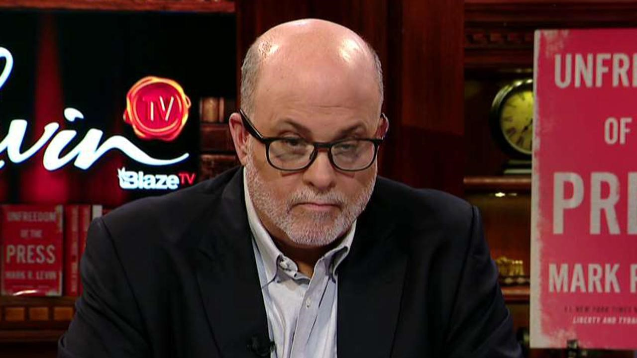 Mark Levin rips 2020 Dem field as 'weakest candidates I've ever seen': 'So immature -- all of them'