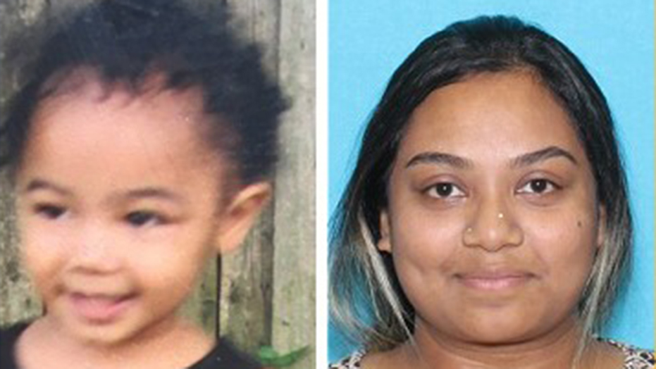 Westlake Legal Group Malani-Johnson Woman arrested in toddler's kidnapping said father 'sold' girl for $10G, officials say Robert Gearty fox-news/us/us-regions/northeast/pennsylvania fox-news/us/crime fox news fnc/us fnc article 42c96c52-2d91-57fc-9968-45335c5ca2de