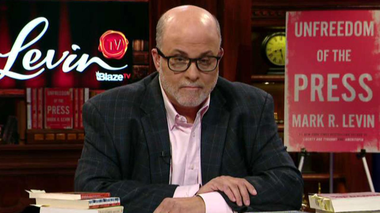 Westlake Legal Group Mark-Levin1 Mark Levin blasts Democrats, media for attacking Mick Mulvaney: 'It's so absurd' fox-news/world/conflicts/ukraine fox-news/shows/life-liberty-levin fox-news/politics/trump-impeachment-inquiry fox-news/politics/executive/white-house fox-news/politics/elections/democrats fox-news/person/william-barr fox-news/person/donald-trump fox-news/media/fox-news-flash fox-news/media fox news fnc/media fnc edcc63a7-02c7-58d8-af95-aa0a8a0a783d Charles Creitz article