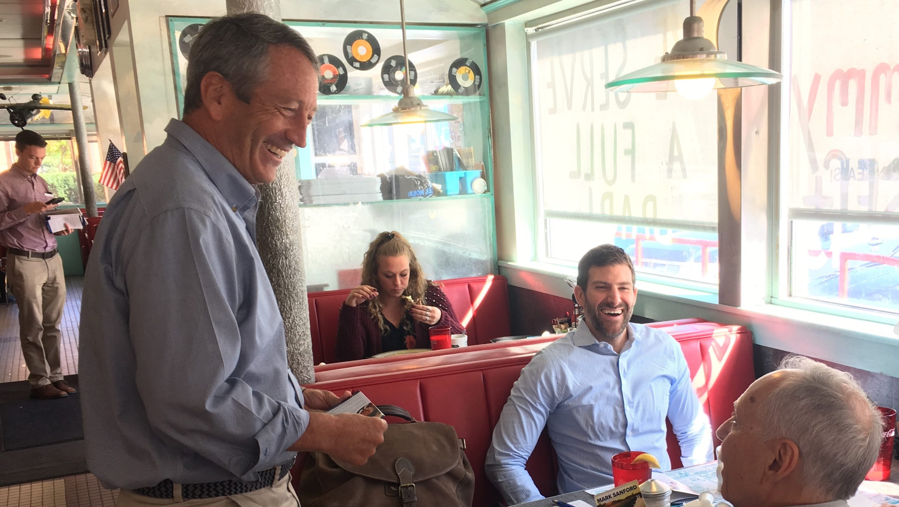 Mark Sanford claims Trump's reelection team is 'scared' about his primary challenge
