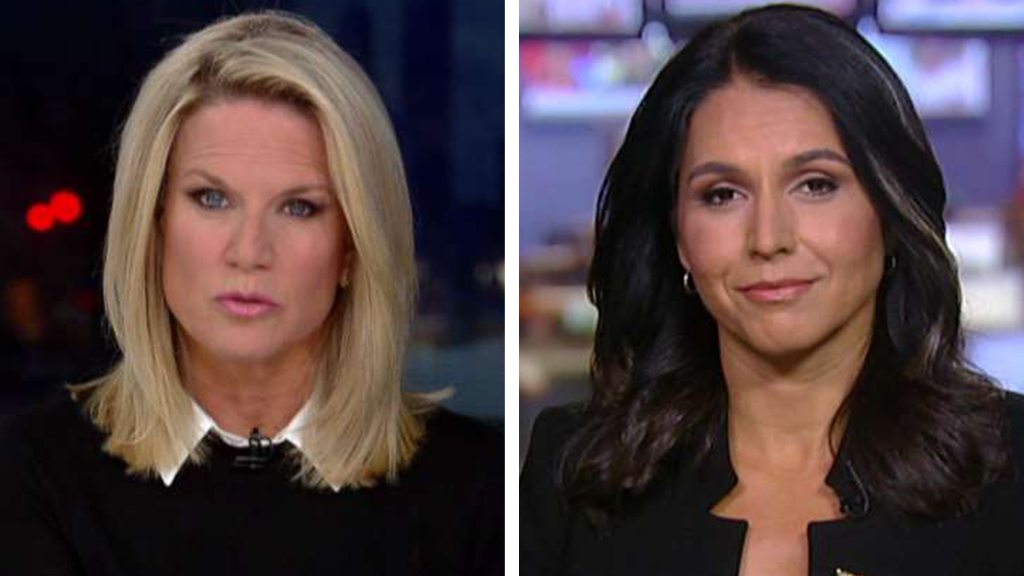Tulsi Gabbard says U.S. should re-enter Iran nuclear deal, end sanctions in response to Saudi Arabia drone attack