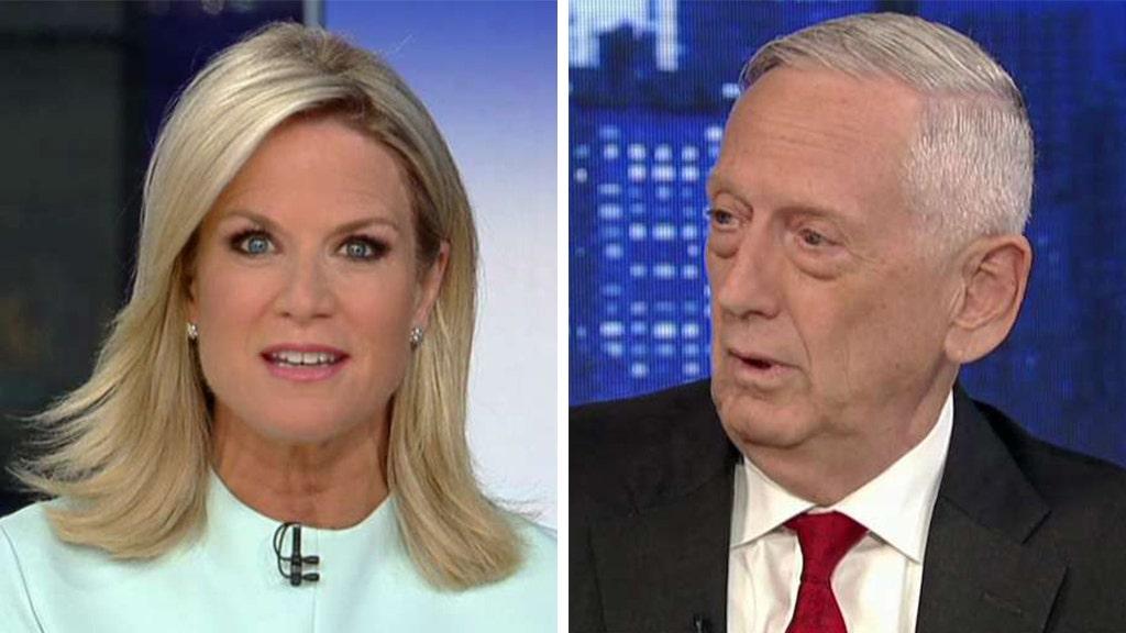 Former Secretary of Defense Mattis details frustrations with Obama, Biden