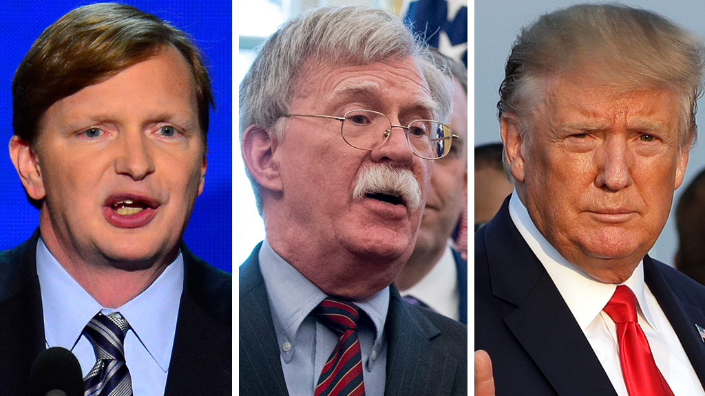 Ex-Obama adviser asks who would be 'stupid enough' to replace Bolton in Trump administration