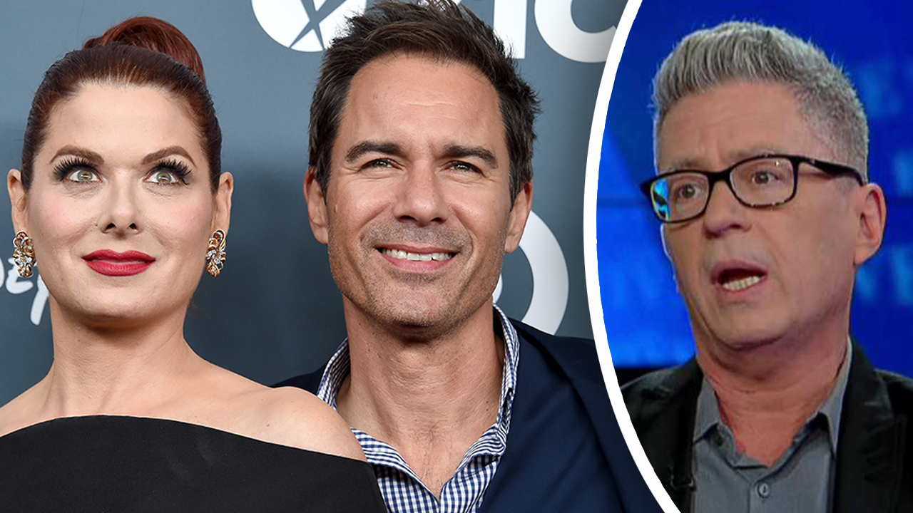 Westlake Legal Group Messing-McCormack-Loftus_Getty-FOX Conservative comedian: 'Will & Grace' stars weren't misunderstood in anti-Trump tweets fox-news/us/us-regions/west/california fox-news/shows/the-five fox-news/politics/elections/republicans fox-news/politics/elections/fund-raising fox-news/politics/2020-presidential-election fox-news/person/whoopi-goldberg fox-news/person/donald-trump fox-news/media/fox-news-flash fox-news/entertainment/tv fox-news/entertainment/media fox news fnc/media fnc Charles Creitz b8dede5c-4085-5835-8f1b-df7201bf2518 article