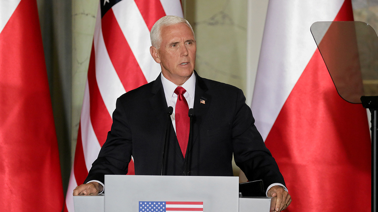 Pence says Erdogan knows Trump 'says what he means' after Syria cease-fire