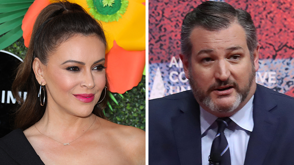 Westlake Legal Group Milano-Cruz_Getty Alyssa Milano praises meeting with Ted Cruz, says she's 'cautiously optimistic' for gun reform Joseph Wulfsohn fox-news/us/personal-freedoms/second-amendment fox-news/person/ted-cruz fox-news/person/alyssa-milano fox-news/media fox-news/entertainment fox news fnc/entertainment fnc article ac3d01ea-8f59-53d2-8332-358e78f816fe