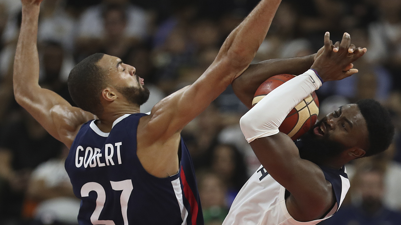 US men's basketball falls to France in World Cup quarterfinals, snapping impressive win streak