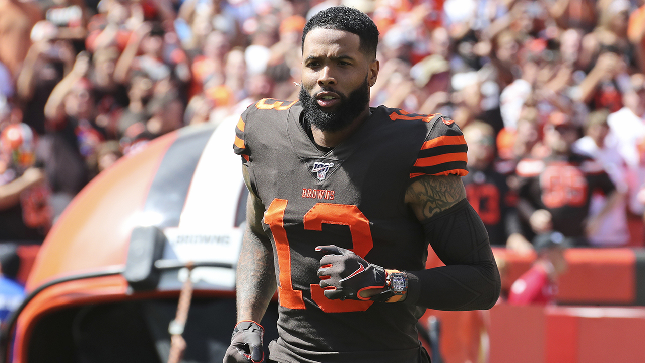 Westlake Legal Group NFL-Odell-Beckham14 Odell Beckham Jr. says 'violence is not the answer' amid George Floyd death, riots fox-news/us/us-regions/midwest/ohio fox-news/us/crime/police-and-law-enforcement fox-news/sports/nfl/cleveland-browns fox-news/sports/nfl fox-news/person/odell-beckham-jr fox-news/person/george-floyd fox news fnc/sports fnc Daniel Canova article 3f5a6085-5840-5778-abd7-27e988657531