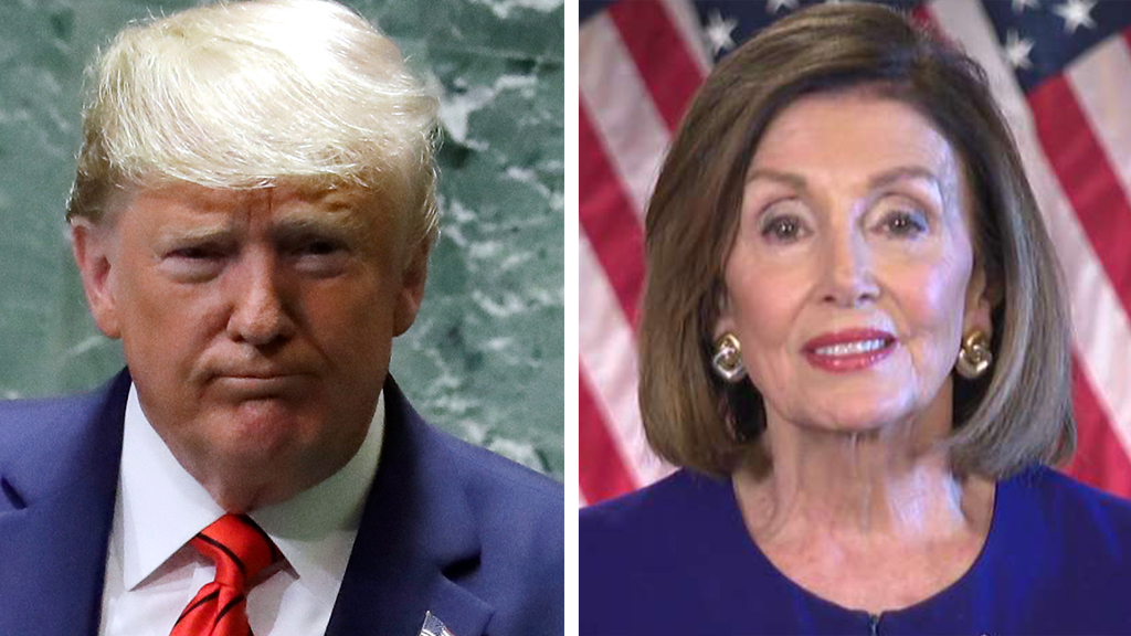 Westlake Legal Group Pelosi-Trump-Thumb Varney: So far, December is a month for Trump to remember and Democrats to forget Matt London fox-news/topic/fox-nation-opinion fox-news/opinion fox-news/fox-nation fox news fnc/media fnc article 2bb83460-a3b9-5c8f-84c3-8e35dd596192